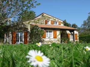 Au jardin d'Edaine, chambre d'hôte près de Bordeaux